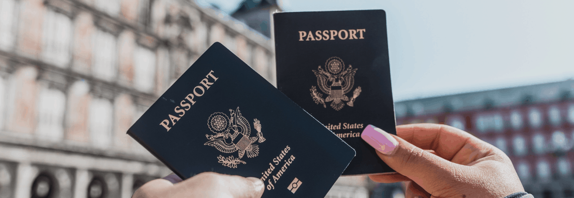 Passport Name Change - Oh, the Places You'll Go!